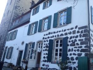 Eiscafé am Rheinturm